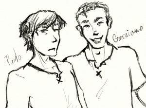 Paulo and Graziano