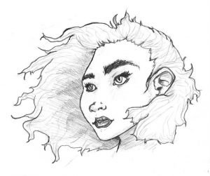 Nyx Illustration