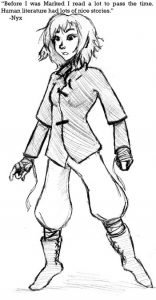 Nyx Darkened Sketch