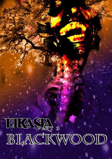 Eikasia Book 3: Blackwood