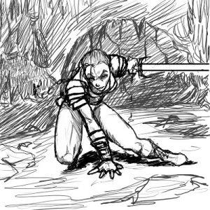 Elmiryn Stands Her Ground