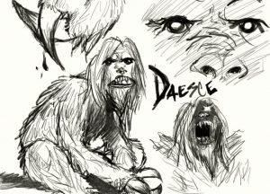 Daesce Monster Concept