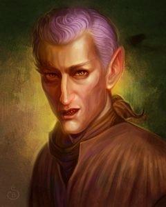 Lacertli Mortal Avatar Portrait